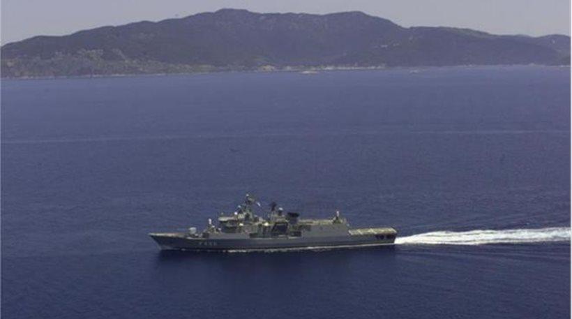 Έλληνες και ξένους υπηκόους θα «απεγκλωβίσει» από τη Λιβύη η φρεγάτα «Σαλαμίς»