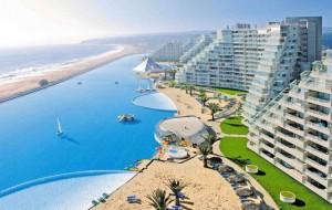 Η μεγαλύτερη πισίνα του κόσμου είναι στη Χιλή;