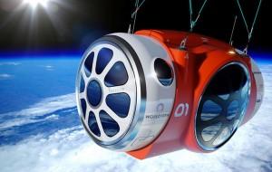 Η πρώτη οικονομική διαστημική πτήση για επιβάτες το 2016