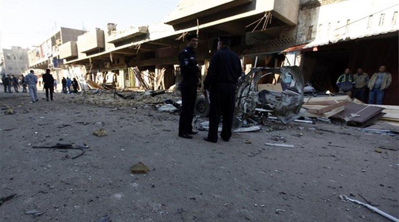 Βομβιστική επίθεση στη Βαγδάτη με τουλάχιστον οκτώ νεκρούς