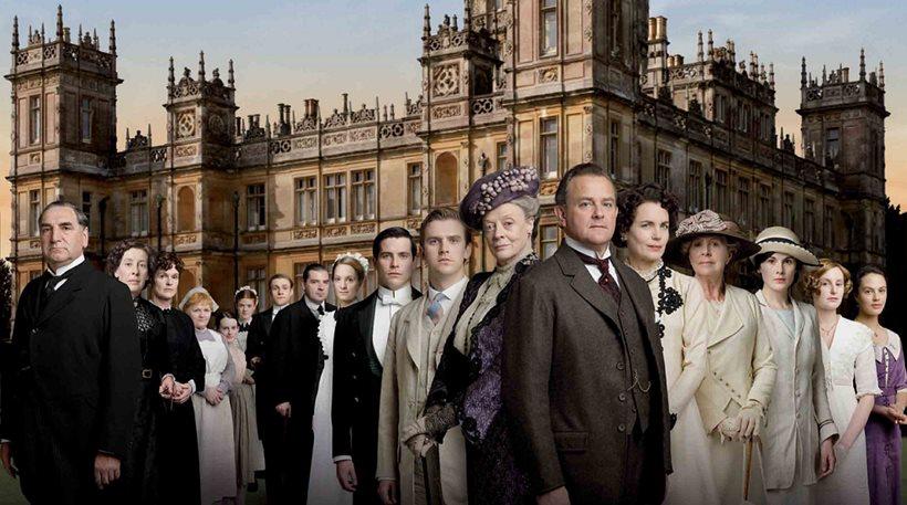 Δημοπρασία για «μια βραδιά στο Downton Abbey»