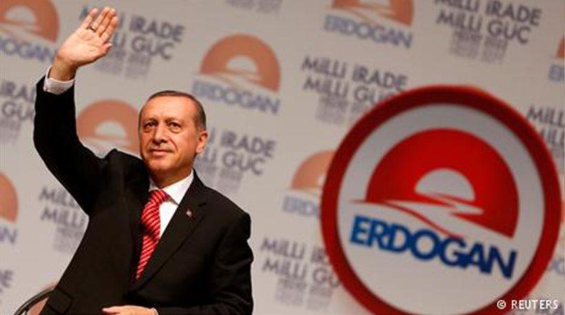 Νέες συλλήψεις κατά αντιπάλων του Ερντογάν