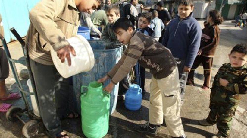 Ηνωμένα Αραβικά Εμιράτα: Στέλνουν καθαρό νερό στη Γάζα