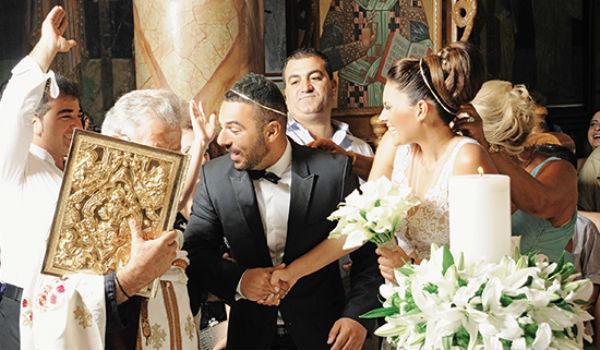 Έπεσε ξύλο στον γάμο του Τριαντάφυλλου!