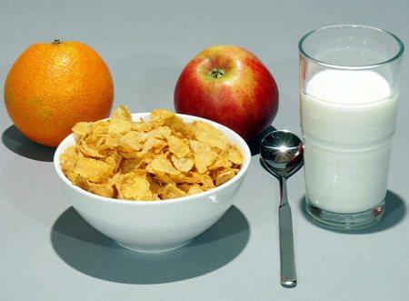 Το ισορροπημένο πρωινό βοηθά στο αδυνάτισμα