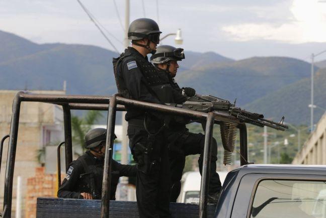Υπό τον έλεγχο του μεξικανικού στρατού η Ιγκουάλα