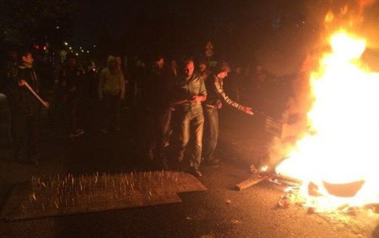 Φωτιές και επεισόδια στην Τουρκία από Κούρδους διαδηλωτές