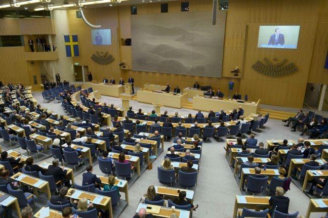 Η αναγνώριση της Παλαιστίνης δεν θα περάσει από το κοινοβούλιο της Σουηδίας