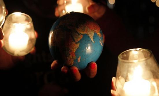 Αύριο η Ώρα της Γης από τις 20.30-21.30
