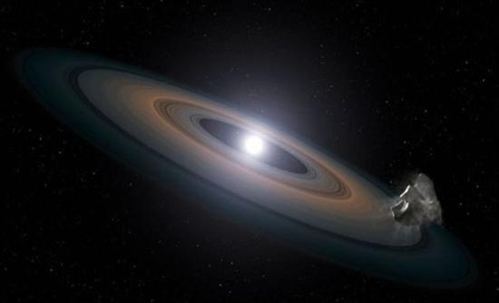 Σχέδιο «απαγωγής» αστεροειδή ανακοίνωσε η NASA
