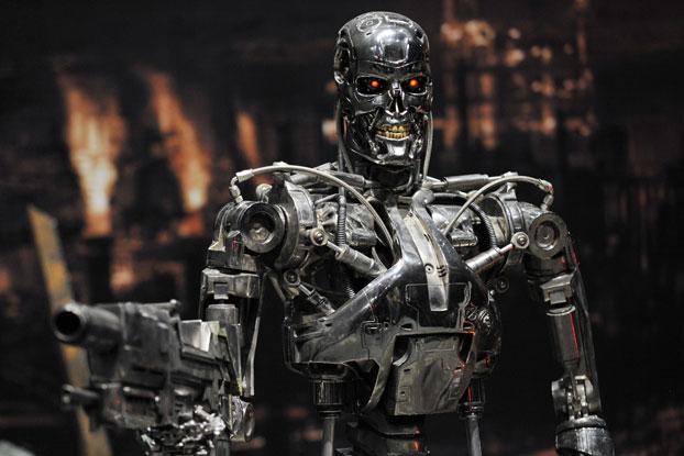 Η εξέγερση των ρομπότ