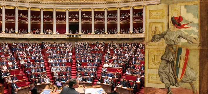 H Γαλλία ψήφισε υπέρ του πακέτου βοήθειας στην Ελλάδα με 412 ψήφους