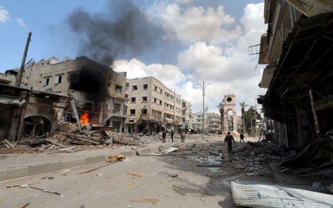 Νεκροί 19 άμαχοι στη Συρία