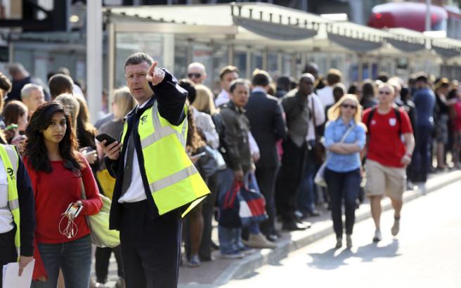 Ταλαιπωρία στο Λονδίνο από την απεργία στο μετρό