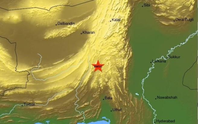 Σεισμός 5,6 Ρίχτερ στο Πακιστάν