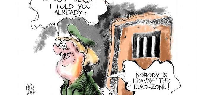 FAZ: Η κρίση έφερε ξανά στο προσκήνιο την εικόνα του «μισητού Γερμανού»
