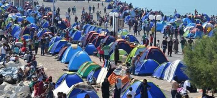 Ο δήμαρχος Μυτιλήνης απειλεί: Δεν θα στηθούν κάλπες στο νησί