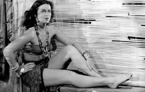 Χέντι Λαμάρ: Μία απο τις πιο όμορφες σταρ του Χόλυγουντ της δεκαετίας του '30