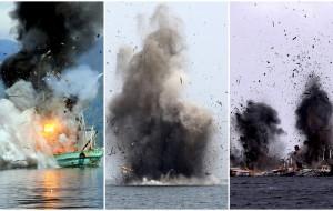 Ινδονησία: Η τιμωρία της παράνομης αλιείας...