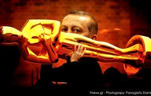 Ερντογάν: Όσκαρ Καλύτερου Ηθοποιού...