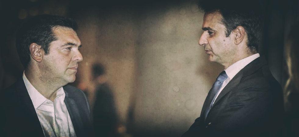 Εκλογές 2019: Σταθερά μπροστά η ΝΔ έναντι του ΣΥΡΙΖΑ σε εθνικές και Ευρωεκλογές