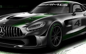 Έρχεται το νέο «εργαλείο» Mercedes-AMG GT4