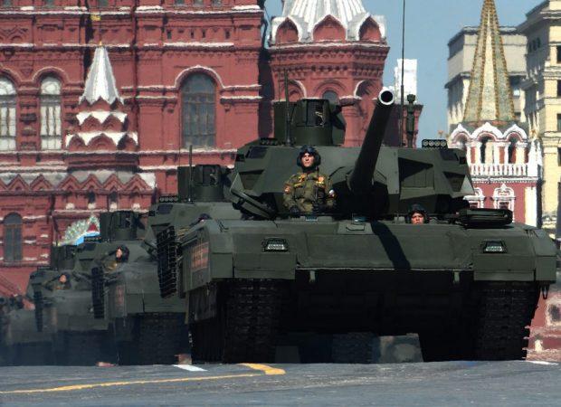 Οι Ρώσοι συγκεντρώνουν μεγάλες δυνάμεις στον Καύκασο για να κατέβουν εν όψει πρόκλησης στο ΑΙΓΑΙΟ. ΗΓΓΙΚΕΝ