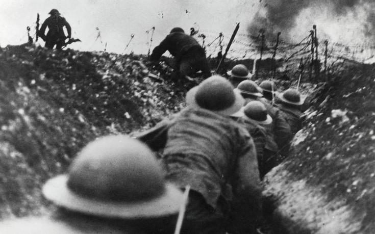 Τα νομίσματα σταμάτησαν τη σφαίρα και έσωσαν τη ζωή ενός στρατιώτη