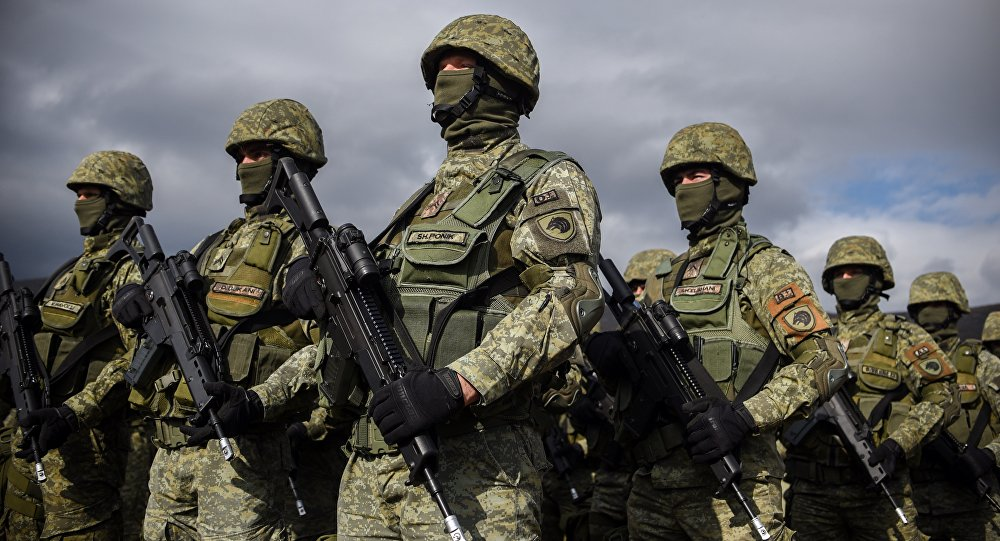 Tίρανα & Κόσοβο εκτός ελέγχου: «Κινδυνεύουμε από τους Έλληνες & τους Σέρβους»