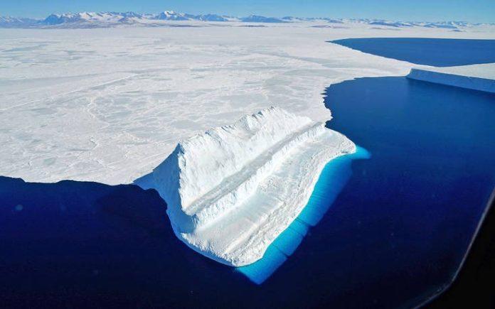 Ακούστε τους απόκοσμους ήχους που κάνουν οι πάγοι της Ανταρκτικής