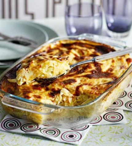 Τι θα φάμε σήμερα; Ταλιατέλες ογκρατέν με τυριά και ντοματάκια