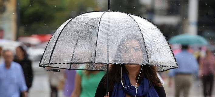 Συνεχίζονται οι βροχές την Τρίτη
