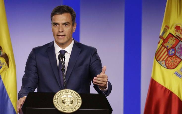 Την προκήρυξη πρόωρων εκλογών εξετάζει ο Σάντσεθ στην Ισπανία
