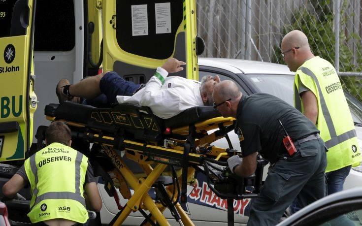 Μακελειό σε δύο τεμένη στη Νέα Ζηλανδία