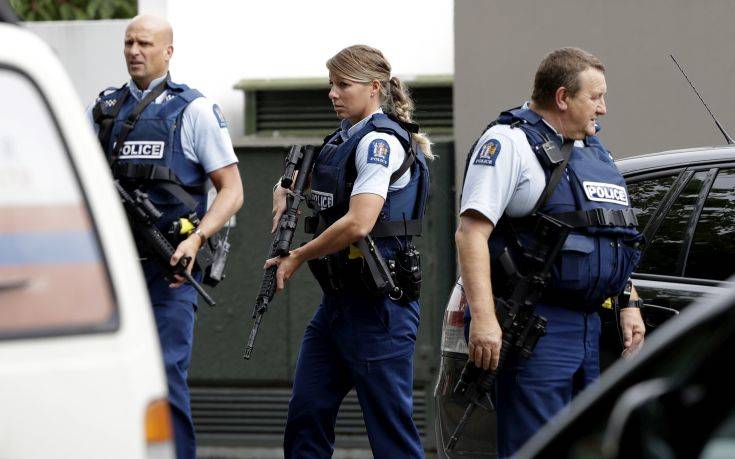 Τέσσερις συλλήψεις για το χτύπημα στη Νέα Ζηλανδία