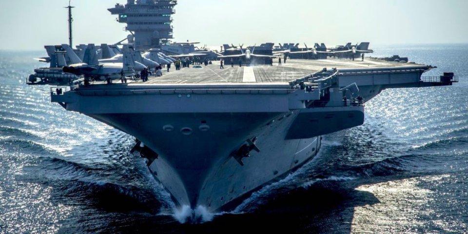 Πλωτές πολιτείες: Πως λειτουργούν τα σύγχρονα αεροπλανοφόρα