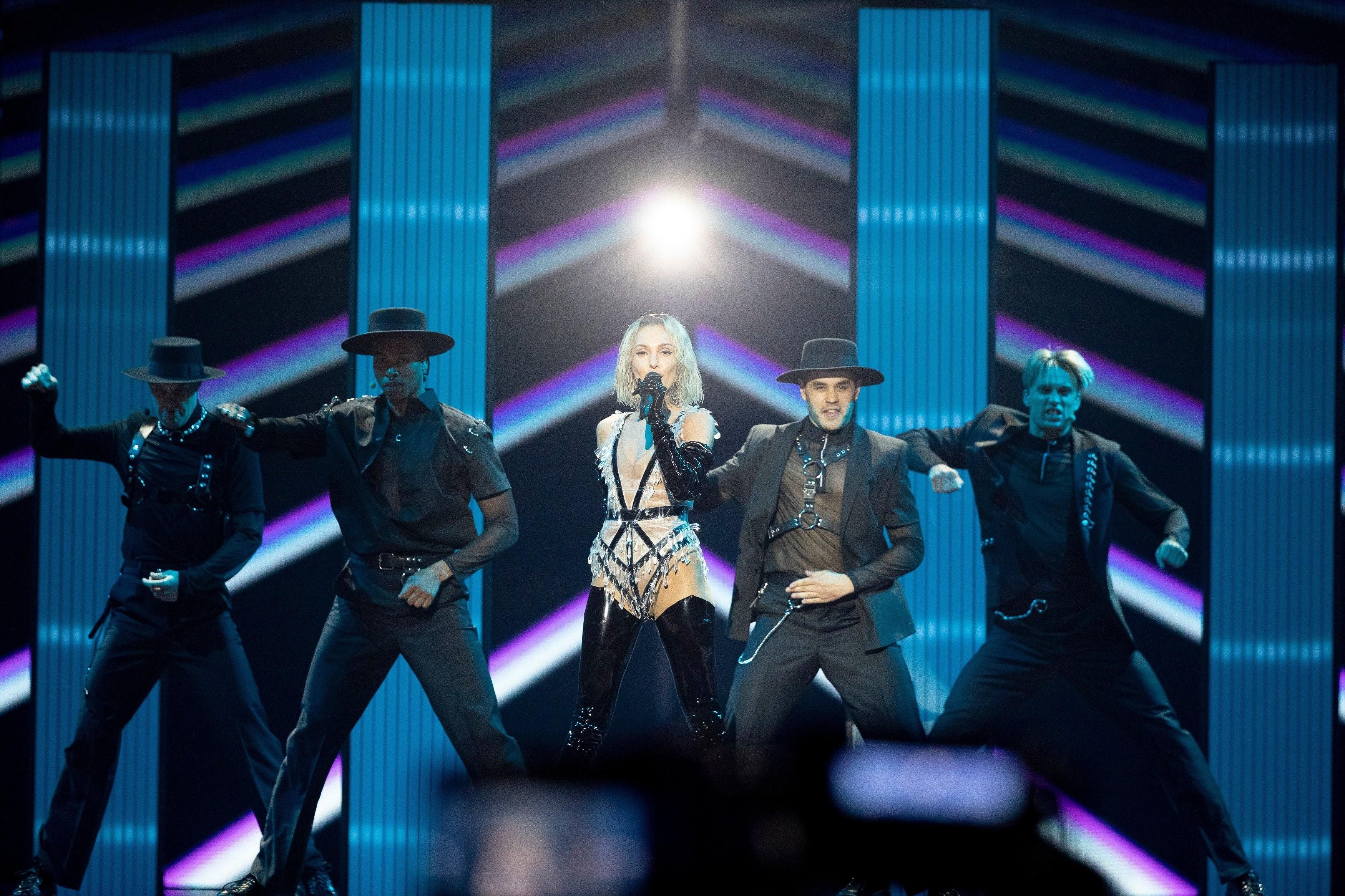 Εκρηκτική η έναρξη της Τάμτα στην Eurovision