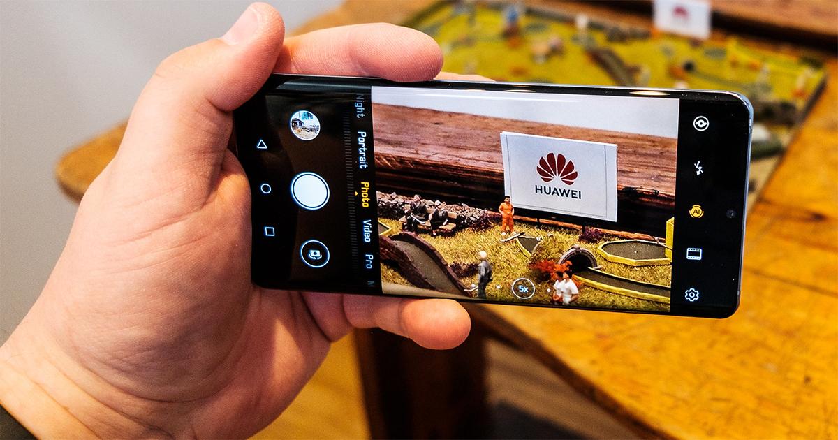 Αυτό είναι το νέο λειτουργικό σύστημα με το οποίο απαντάει η Huawei στην απαγόρευση Ν.Τραμπ