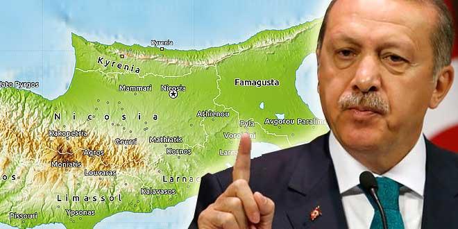 Εισβολή στη θάλασσα από την Τουρκία