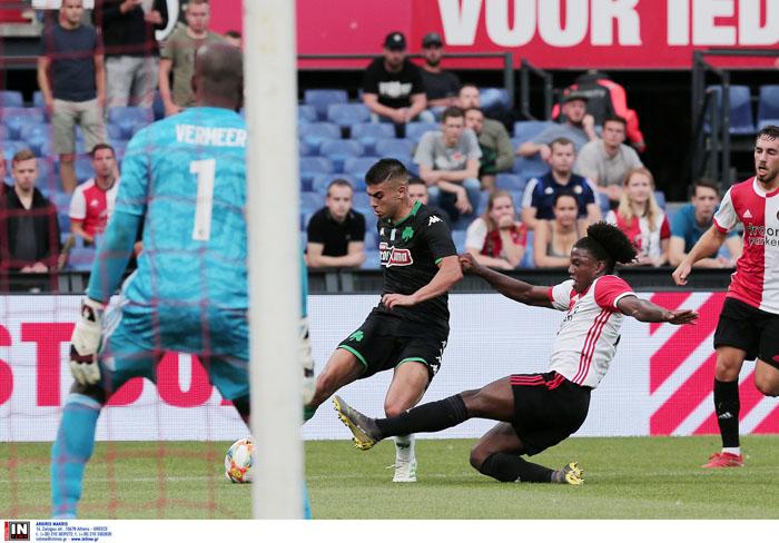 3-0 ο Παναθηναϊκός στο πρώτο του φιλικό με τη Φέγενορντ
