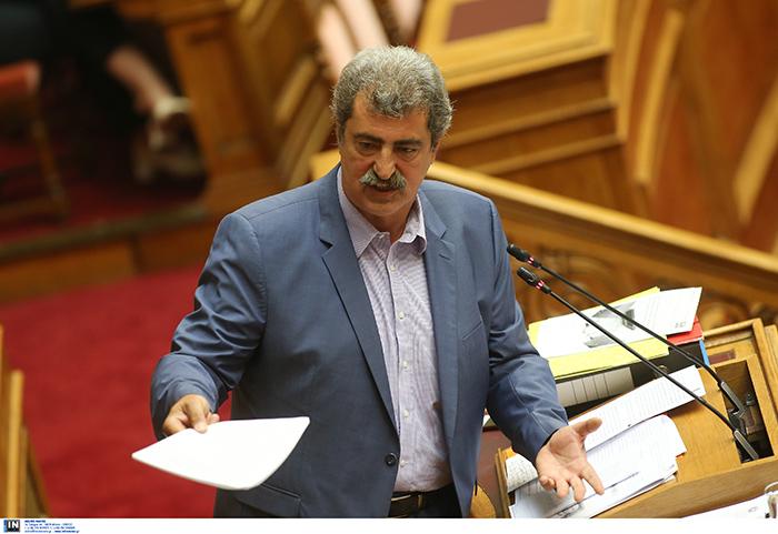 Η βουλή αποφάσισε: «Ναι» στην άρση ασυλίας του Π.Πολάκη