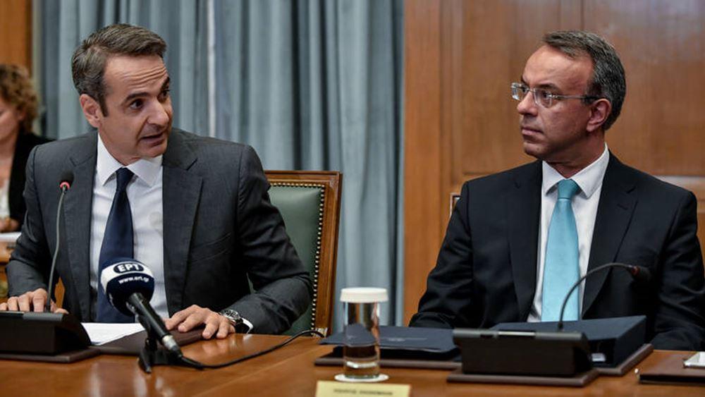 «Ναι» από ΣΥΡΙΖΑ – ΚΙΝΑΛ στο νέο φορολογικό