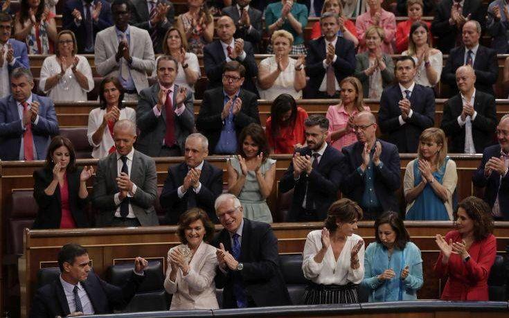 Ο Πέδρο Σάντσεθ θέλει να αποφύγει τις εκλογές στην Ισπανία