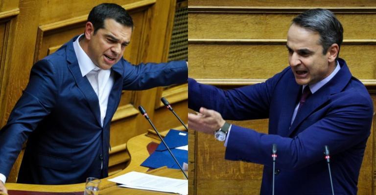Δημοσκοπήσεις 2019: Πάνω από τις 10 μονάδες η διαφορά ΝΔ – ΣΥΡΙΖΑ