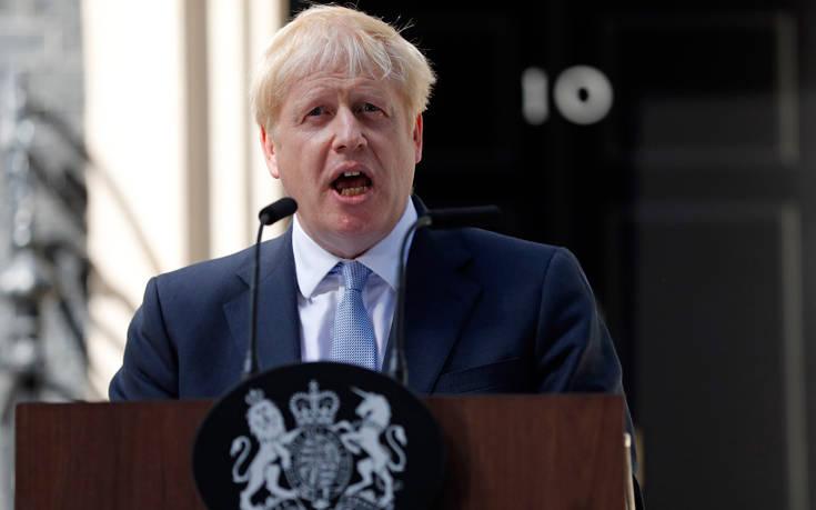 Μπόρις Τζόνσον: Οι Βρετανοί θέλουν Brexit, όχι εκλογές