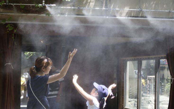 Φονικός καύσωνας στην Ιαπωνία, στους 23 οι νεκροί
