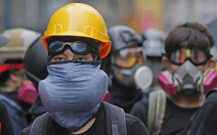 Η ανθρωπογεωγραφία των διαδηλωτών στο Χονγκ Κονγκ