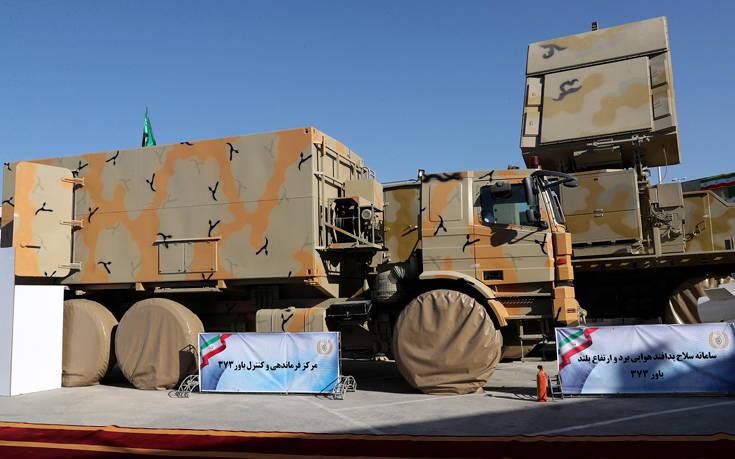 Οι ΗΠΑ κυκλοφόρησαν τράπουλες με τα οπλικά συστήματα του Ιράν