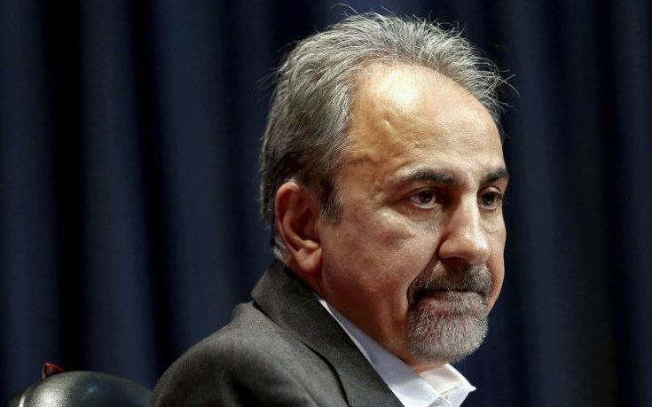 Δεν θα τιμωρηθεί με θάνατο ο πρώην δήμαρχος της Τεχεράνης για τον φόνο της συζύγου του