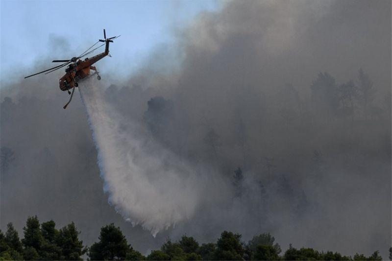 Μαρτυρία σοκ για την πυρκαγιά στη Μακρυμαλλη